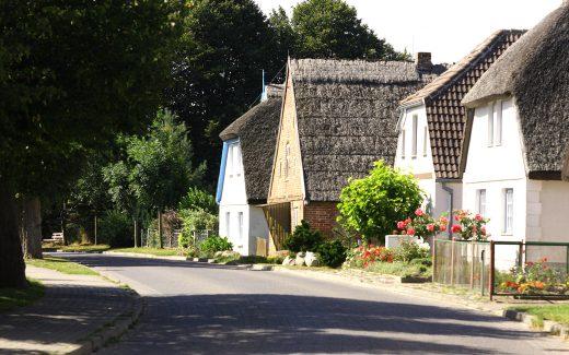 Ortschaften/Ortsplan