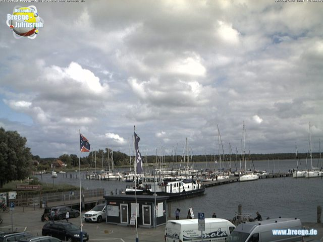 Glowe Webcam Hafen